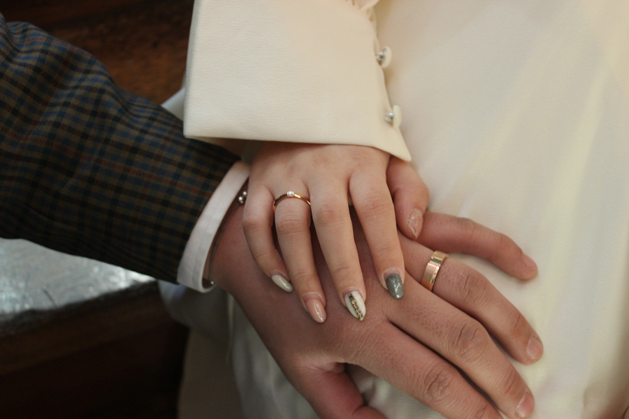 How to Start Selecting A Groom's Wedding Band by Sujain Thomas on behalf of Tungsten Rings
