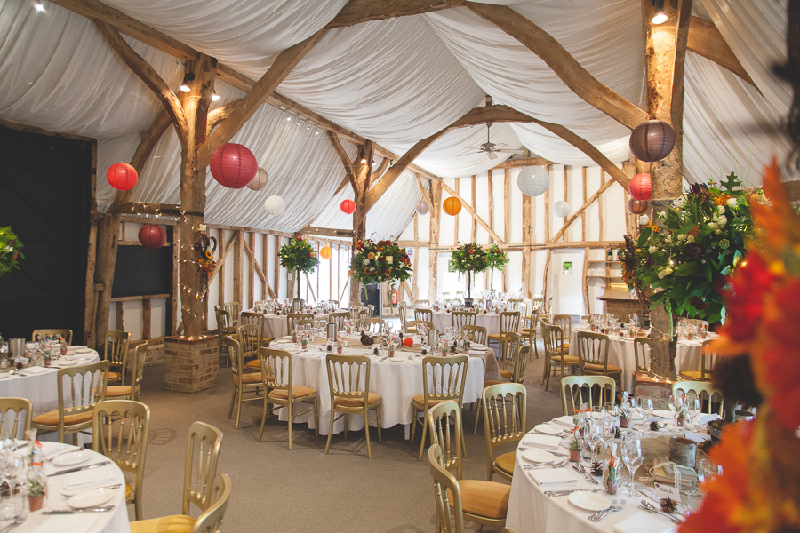 GREEN UNION partner South Farm explains why barns make wonderful wedding venues - image by Milk Bottle Photography