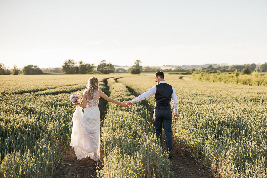 Post Engagement Wedding Planning Advice from Green Union Partner, South Farm. Image by Photography by Bea