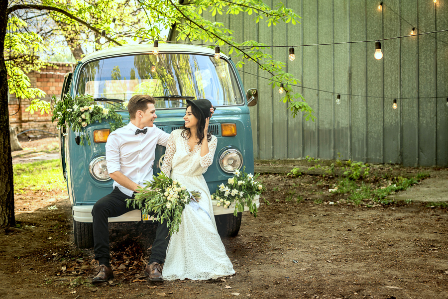 Caravan Rental Ideas for your Outdoor Wedding by Outdoorsy