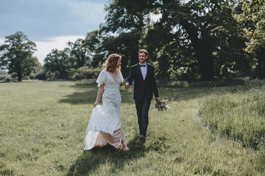 A Romantic Elopement Styled Shoot, Captured by Masha Unwerth in Windsor's Great Park