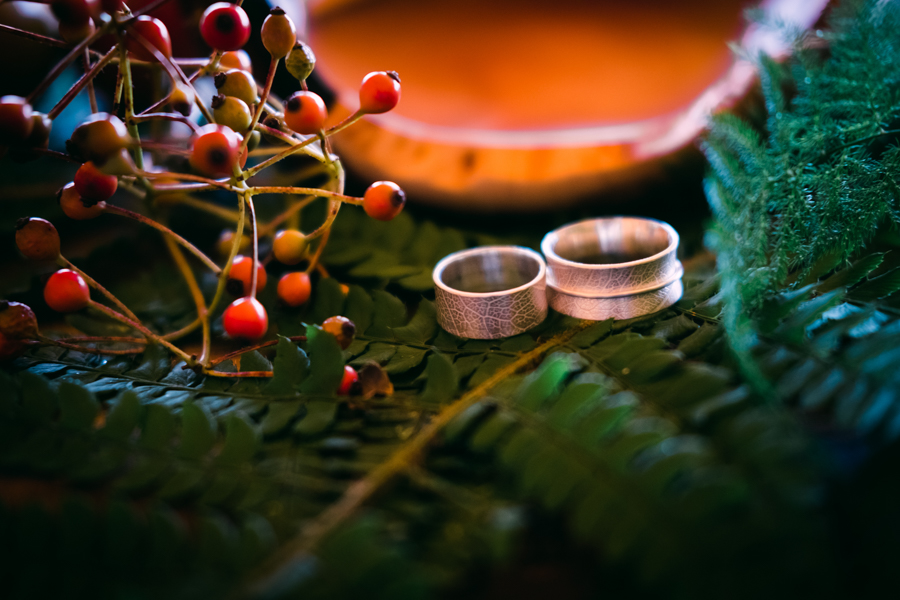 Eco Friendly Rural Farm Wedding Ideas from Cornwall, Captured by Verity Westcott Photography, with Dreamspell Jewellery